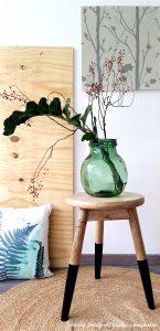 Interieurstyling natuurlijke kleuren en materialen - Studio Leegwater